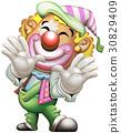 精力充沛的小丑 30829409