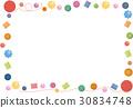 งานฝีมือ,เชือก,ภาพวาดมือ 30834748