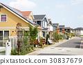 단독주택, 주택가, 주택지 30837679