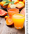 Citrus juices and fresh citrus fruit 30840647