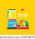 vector fresh green 30859876