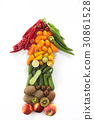 과일, 날것, 음식 30861528