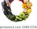 水果 蔬菜 Nukki 30861558