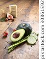 과일, 오일(음식), 음식 30861592