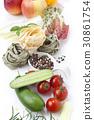 과일, 재료, 채소 30861754