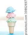 冰淇淋 食品 食物 30862697