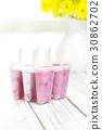 冰淇淋 夏天 食品 30862702