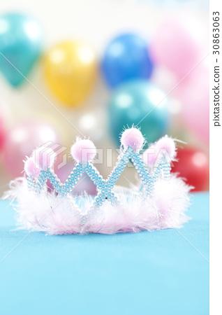 생일,왕관 30863063