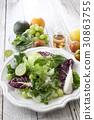 沙拉 蔬菜 葡萄 30863755