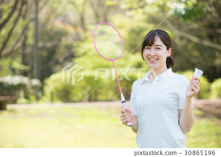 badminton 30865196