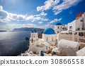 greece village landscape 30866558