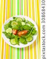 沙拉 色拉 芝麻菜 30868430