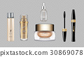 Digital vector eye care cream 30869078