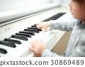 electric, piano, keyboard 30869489