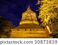 Wat lok Molee, Chiang Mai, Thailand 30873839