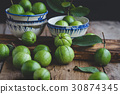 fruit green guava 30874345