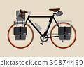 自行车 脚踏车 旅行 30874459