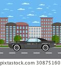 经典 古典 汽车 30875160