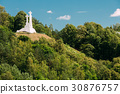 famous lithuania monument 30876757