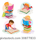 reading, book, children 30877833