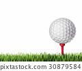 golf ball 30879584