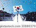 เกาหลีใต้,2018,กีฬา 30880370