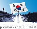 เกาหลีใต้,2018,กีฬา 30880434