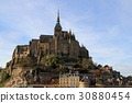 mont saint michel, cathedral, minster 30880454