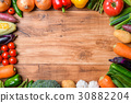蔬菜 蔬菜簇 类型 30882204