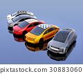 電動汽車 電動車 車 30883060