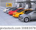電動汽車 車 汽車 30883078