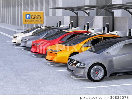 电动汽车 汽车 车 30883078