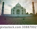 Indian Travel Destination Beautiful Attractive 30887002