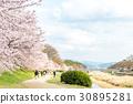 鴨川 京都 日本 30895281