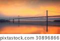 The Bay Bridge, San Francisco, Californa, USA 30896866
