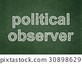 board, chalk, political 30898629