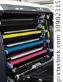 Color laser printer toners cartridges 30902315