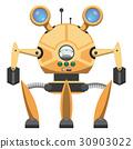 robot, leg, metallic 30903022
