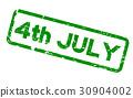 七月 7月 郵票 30904002