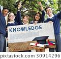 Academics School Education Mortar Board Concept 30914296