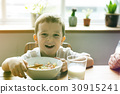 bowl, boy, cereal 30915241