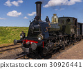 Steam Train at Station Enkhuizen 30926441