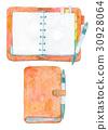 记事册 日程表 计划 30928064