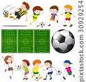Football players  30929254