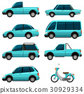 Different types of transportations 30929334