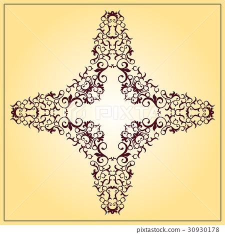 Christian Cross Design 30930178