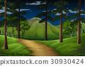 scene outdoor trail 30930424