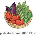 vegetables, vegetable, summer 30931912