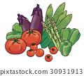 vegetables, vegetable, summer 30931913
