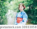 ผู้หญิงในยูกาตะและเมืองกิออน 30933058